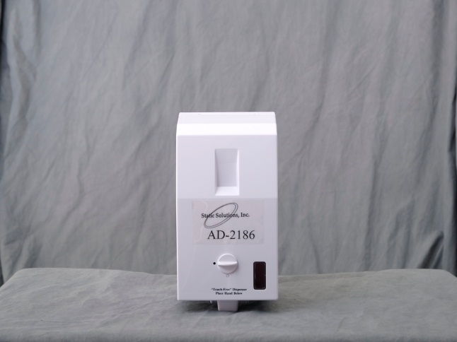 Static Solutions AD-2186 automatic soap dispenser