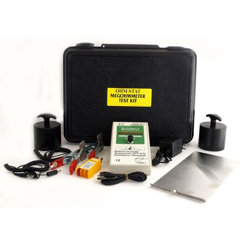 Static Solutions RT-2000 resistivity audit test kit
